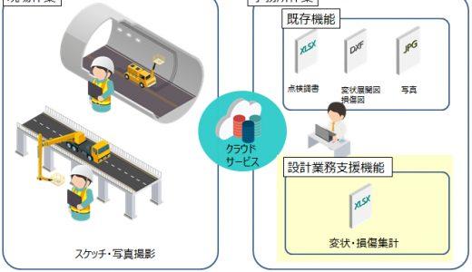 OKI、「補修・補強設計業務支援サービス」の提供開始