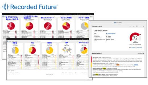 「脅威インテリジェンスセミナー」をRecorded Futureと協業し開講!